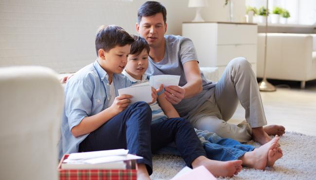 a importância da presença dos pais