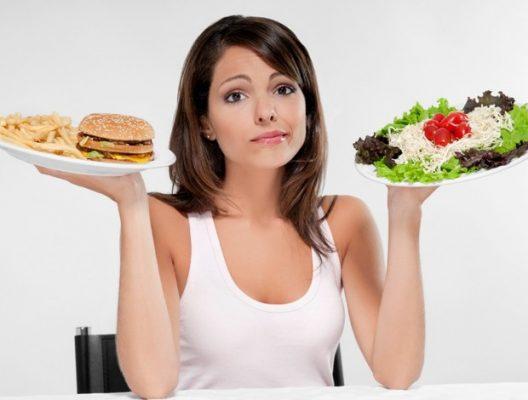 Como melhorar a autoestima após os filhos - comendo certo