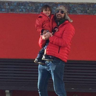 Richard Pringle - filho 10 coisas importante para a família