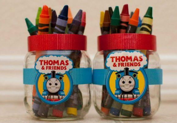 porta lápis do thomas e seus amigos