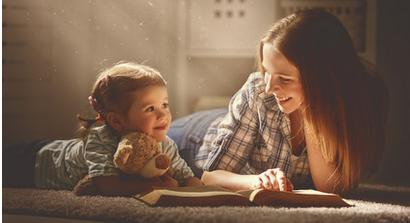 como criar pequenos leitores em sua casa