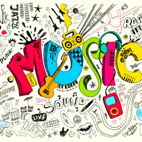 música e estilos musicais