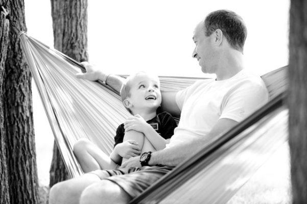 voltar a ser criança - um convite do seu filho para você
