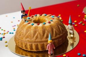 bolo sem glutem e sem lactose para aniversário caseiro